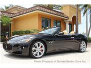 2011 Maserati GranTurismo Convertible for sale in Deerfield Beach, Florida 33441