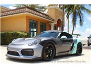 2016 Porsche Cayman for sale in Deerfield Beach, Florida 33441