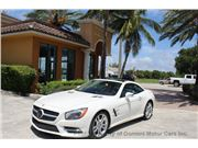 2015 Mercedes-Benz SL-Class for sale in Deerfield Beach, Florida 33441