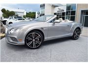 2016 Bentley Continental GT for sale in Naples, Florida 34102