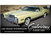 1978 Cadillac Eldorado for sale in Las Vegas, Nevada 89118