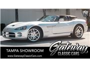 2003 Dodge Viper for sale in Ruskin, Florida 33570
