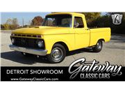 1966 Ford F100 for sale in Dearborn, Michigan 48120