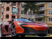 2015 McLaren 650S for sale in Naples, Florida 34104