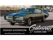 1968 Pontiac GTO for sale in Englewood, Colorado 80112