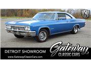 1966 Chevrolet Impala for sale in Dearborn, Michigan 48120