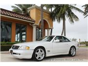 2001 Mercedes-Benz SL-Class for sale in Deerfield Beach, Florida 33441