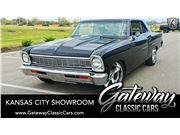 1966 Chevrolet Nova II for sale in Olathe, Kansas 66061