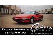 1990 Buick Reatta for sale in DFW Airport, Texas 76051