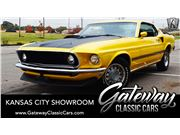 1969 Ford Mustang Mach 1 for sale in Olathe, Kansas 66061