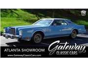 1978 Lincoln Continental for sale in Alpharetta, Georgia 30005