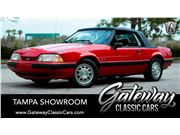 1990 Ford Mustang for sale in Ruskin, Florida 33570