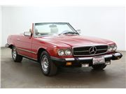 1984 Mercedes-Benz 380SL for sale in Los Angeles, California 90063