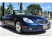 2002 Lexus SC 430 for sale in Deerfield Beach, Florida 33441