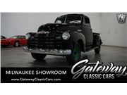 1952 Chevrolet 3100 for sale in Kenosha, Wisconsin 53144