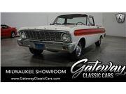 1964 Ford Falcon Ranchero for sale in Kenosha, Wisconsin 53144