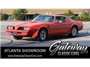 1978 Pontiac Trans Am for sale in Alpharetta, Georgia 30005