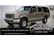 2002 Ford Excursion for sale in West Deptford, New Jersey 8066