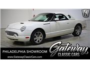 2002 Ford Thunderbird for sale in West Deptford, New Jersey 8066