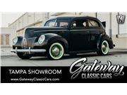 1940 Ford Sedan for sale in Ruskin, Florida 33570