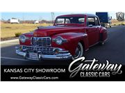 1947 Lincoln Continental for sale in Olathe, Kansas 66061