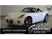 2009 Pontiac Solstice for sale in Dearborn, Michigan 48120