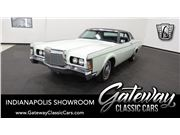 1970 Lincoln Continental for sale in Indianapolis, Indiana 46268