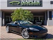 2013 Aston Martin Db9 Volante for sale in Naples, Florida 34104