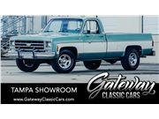 1979 Chevrolet C20 for sale in Ruskin, Florida 33570