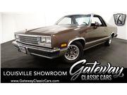1983 Chevrolet El Camino for sale in Memphis, Indiana 47143
