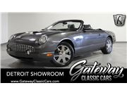 2003 Ford Thunderbird for sale in Dearborn, Michigan 48120