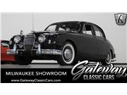 1958 Jaguar MK II for sale in Kenosha, Wisconsin 53144