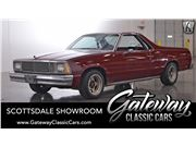 1980 Chevrolet El Camino for sale in Phoenix, Arizona 85027