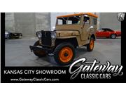 1948 Jeep Willys for sale in Olathe, Kansas 66061