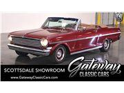 1963 Chevrolet Nova for sale in Phoenix, Arizona 85027