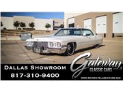 1972 Cadillac DeVille for sale in DFW Airport, Texas 76051