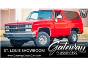 1989 Chevrolet K5 for sale in OFallon, Illinois 62269
