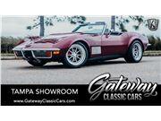 1972 Chevrolet Corvette for sale in Ruskin, Florida 33570