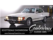 1984 Mercedes-Benz 380SL for sale in Phoenix, Arizona 85027