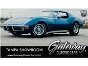 1970 Chevrolet Corvette for sale in Ruskin, Florida 33570