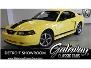 2003 Ford Mustang for sale in Dearborn, Michigan 48120
