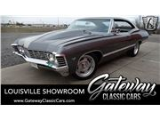 1967 Chevrolet Impala for sale in Memphis, Indiana 47143