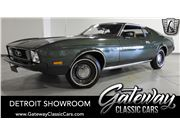 1973 Ford Mustang for sale in Dearborn, Michigan 48120