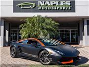 2013 Lamborghini Gallardo Lp 570-4 Superleggera for sale in Naples, Florida 34104