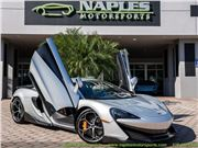 2019 McLaren 600LT for sale in Naples, Florida 34104