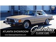 1977 Mercedes-Benz 450SL for sale in Alpharetta, Georgia 30005