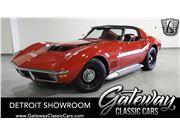 1971 Chevrolet Corvette for sale in Dearborn, Michigan 48120