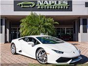 2015 Lamborghini Huracan LP 610-4 for sale in Naples, Florida 34104