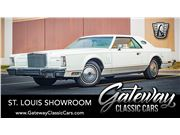 1977 Lincoln Continental for sale in OFallon, Illinois 62269