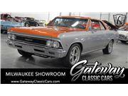 1966 Chevrolet Chevelle for sale in Kenosha, Wisconsin 53144